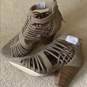 Never Worn Cage Sandals